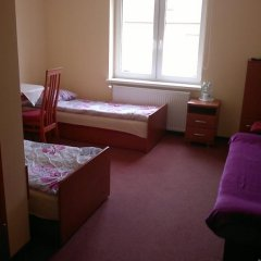 Отель Bluszcz 2* Номер категории Эконом с различными типами кроватей фото 7