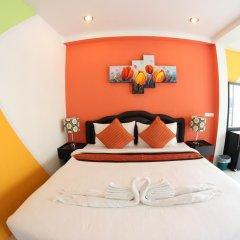 Отель Tulip Inn 3* Стандартный номер разные типы кроватей фото 9