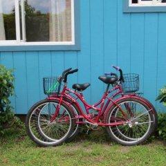 Отель Sunset Hill Lodge Французская Полинезия, Бора-Бора - отзывы, цены и фото номеров - забронировать отель Sunset Hill Lodge онлайн спортивное сооружение