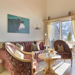 ERMITAGE Wellness- & Spa-Hotel 5* Люкс с различными типами кроватей фото 7