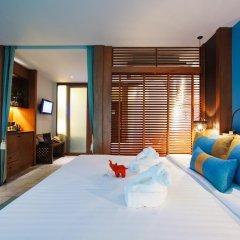 Отель Mai Khao Lak Beach Resort & Spa 4* Люкс повышенной комфортности с различными типами кроватей фото 3