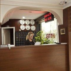 Hotel Yesilpark 2* Стандартный номер с различными типами кроватей фото 2