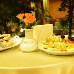 Отель Bankya Palace питание