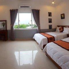 Hanh Dat Hotel Hue 3* Семейный номер Делюкс с двуспальной кроватью