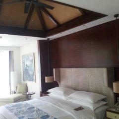 Отель Sheraton Sanya Resort 5* Вилла Делюкс с различными типами кроватей