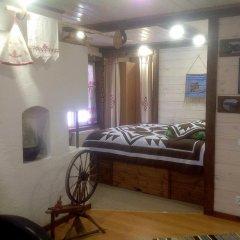 Гостиница Велт Стандартный семейный номер с разными типами кроватей