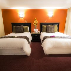Hotel Ticuán 3* Стандартный номер с различными типами кроватей фото 6