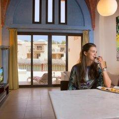 Отель The Cove Rotana Resort 5* Вилла с различными типами кроватей фото 10