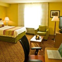 Отель TownePlace Suites Milpitas Silicon Valley 2* Студия с различными типами кроватей