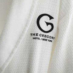 The Gregory Hotel 4* Стандартный номер с различными типами кроватей фото 5