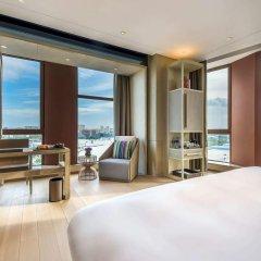 Отель Novotel Shanghai Clover 4* Полулюкс с различными типами кроватей фото 2