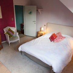 Отель Guest House Les 3 Tilleuls комната для гостей