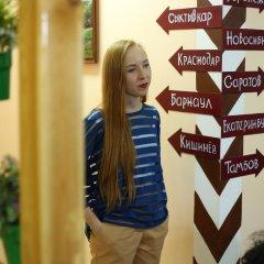 Хостел ARTIST на Курской интерьер отеля фото 2