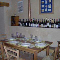 Отель Agriturismo La Distesa Монтекассино гостиничный бар