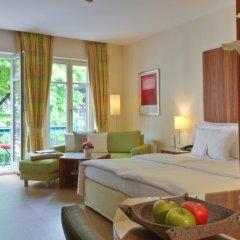 Apartments & Hotel Maximilian Munich комната для гостей