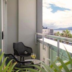 Апартаменты Quest Apartments Suva балкон