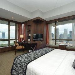Peninsula Excelsior Hotel 4* Люкс с различными типами кроватей