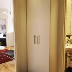 Апартаменты Ascot Apartments Копенгаген ванная