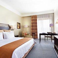 Crowne Plaza Rome-St. Peter's Hotel & Spa 4* Стандартный номер с различными типами кроватей фото 4