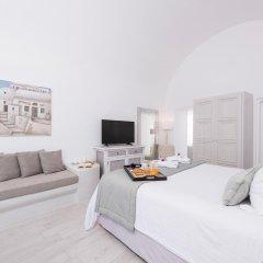 Отель Aqua Luxury Suites Люкс с различными типами кроватей фото 19