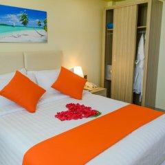 Отель Point Inn 3* Улучшенный номер с различными типами кроватей фото 5