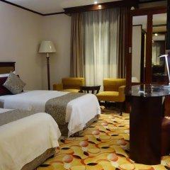 Macau Masters Hotel 2* Стандартный номер с 2 отдельными кроватями фото 11