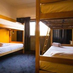 Romano Hostel Кровать в общем номере двухъярусные кровати
