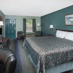 Отель Days Inn Harrison Номер Бизнес с различными типами кроватей фото 3