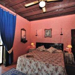 Отель Hacienda El Santiscal - Adults Only Улучшенный номер с двуспальной кроватью