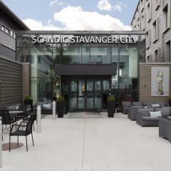Отель Scandic Stavanger City Норвегия, Ставангер - отзывы, цены и фото номеров - забронировать отель Scandic Stavanger City онлайн