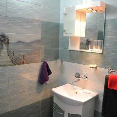 Отель Homestay Goranoff Болгария, Плевен - отзывы, цены и фото номеров - забронировать отель Homestay Goranoff онлайн ванная