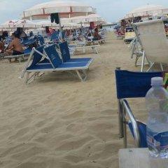 Отель Marco Turtu real estate Чивитанова-Марке пляж