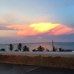 Отель The Mermaid Hostel Beach - Adults Only Мексика, Канкун - отзывы, цены и фото номеров - забронировать отель The Mermaid Hostel Beach - Adults Only онлайн пляж фото 2