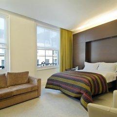 Отель The Park Grand London Paddington 4* Стандартный номер с различными типами кроватей фото 5