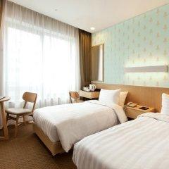 Loisir Hotel Seoul Myeongdong 3* Стандартный номер с 2 отдельными кроватями фото 3