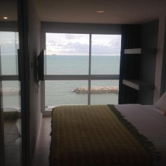 Отель Nantra Pattaya Baan Ampoe Beach комната для гостей фото 4