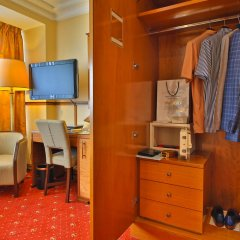 Гостиница Золотое кольцо 5* Стандартный номер двуспальная кровать фото 5