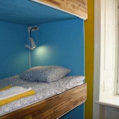 Birka Hostel Кровать в общем номере с двухъярусной кроватью фото 7