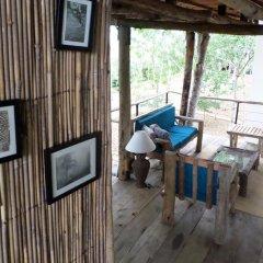 Отель Saraii Village Шри-Ланка, Тиссамахарама - отзывы, цены и фото номеров - забронировать отель Saraii Village онлайн интерьер отеля фото 2