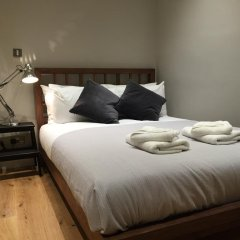 Апартаменты Royal Mile Studio Эдинбург комната для гостей фото 4