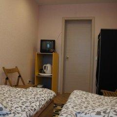 Хостел Обской Кровати в общем номере с двухъярусными кроватями фото 36