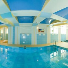 Гостиница Обертайх бассейн