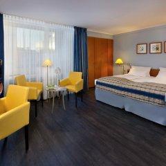 Savigny Hotel Frankfurt City 4* Улучшенный номер с различными типами кроватей фото 11