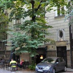 Апартаменты Apartment Greenview Белград парковка