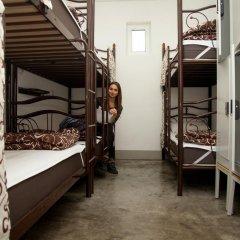 Хостел Z-Hostel Кровать в общем номере с двухъярусной кроватью фото 3