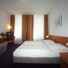 Hotel Lumen am Hauptbahnhof 3* Стандартный номер разные типы кроватей фото 4