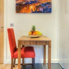 Отель Holyrood Aparthotel 4* Апартаменты с различными типами кроватей фото 8