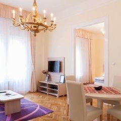 Апартаменты Váci Point Deluxe Apartments Улучшенные апартаменты с различными типами кроватей фото 5
