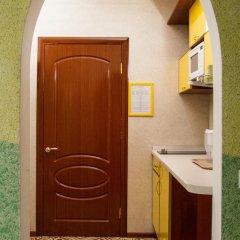 Гостиница Теремок Заволжский Семейные апартаменты разные типы кроватей фото 7