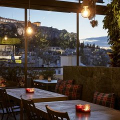 The Zillers Athens Boutique Hotel Афины питание